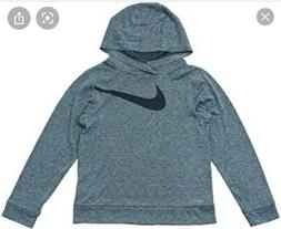 $28 YOUTH UNDER ARMOUR BLUE HOODIE SIZE 3T P97FF