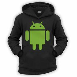 For Android Kids Hoodie -x9 Colours- Developer Phone Tablet