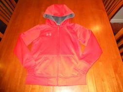 Under Armour boys hoodie size Y XS youth extra small sweat s
