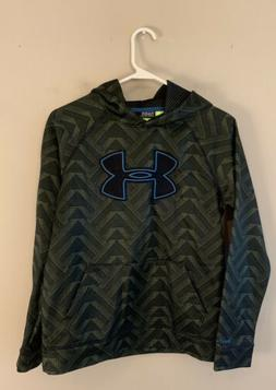 Under Armour Boys Patterned Hoodie Size Large