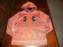Under Armour boys sweat shirt hoodie size Y XS youth extra s