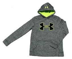 Under Armour Boys Youth Athletic Storm Fleece Hoodie Water R