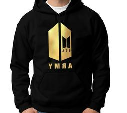 BTS Kpop Fashion Hoodie Sweater Love Yourself Souvenirs ARMY