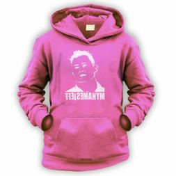 My Names Jeff Kids Hoodie -x9 Colours- Gift Funny Movie Unde