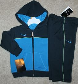 New! Boys Nike Track Outfit  - Size 12, 18 or 24 mo