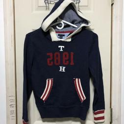 NWT Tommy Hilfiger Boys size Small 8-10 Cotton Knit Sweater