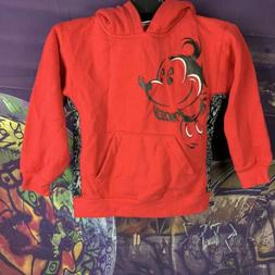 Disney Parks Mickey Mouse Hoodie With Pockets Kids size XS