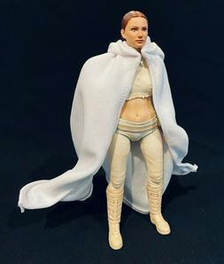 PP-CP-WHT: 1/12 Wired White Hoodie Cape for Mezco or Marvel