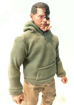 SU-SS-VEN: FIGLot Fabric Hoodie for Mezco One:12 Marvel Lege