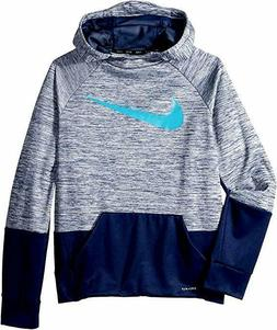 Nike Youth Boys Athletic Dri fit Pullover Performance Therma