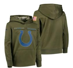 Nike Youth Salute To Service Fleece Hoodie Indianapolis Colt